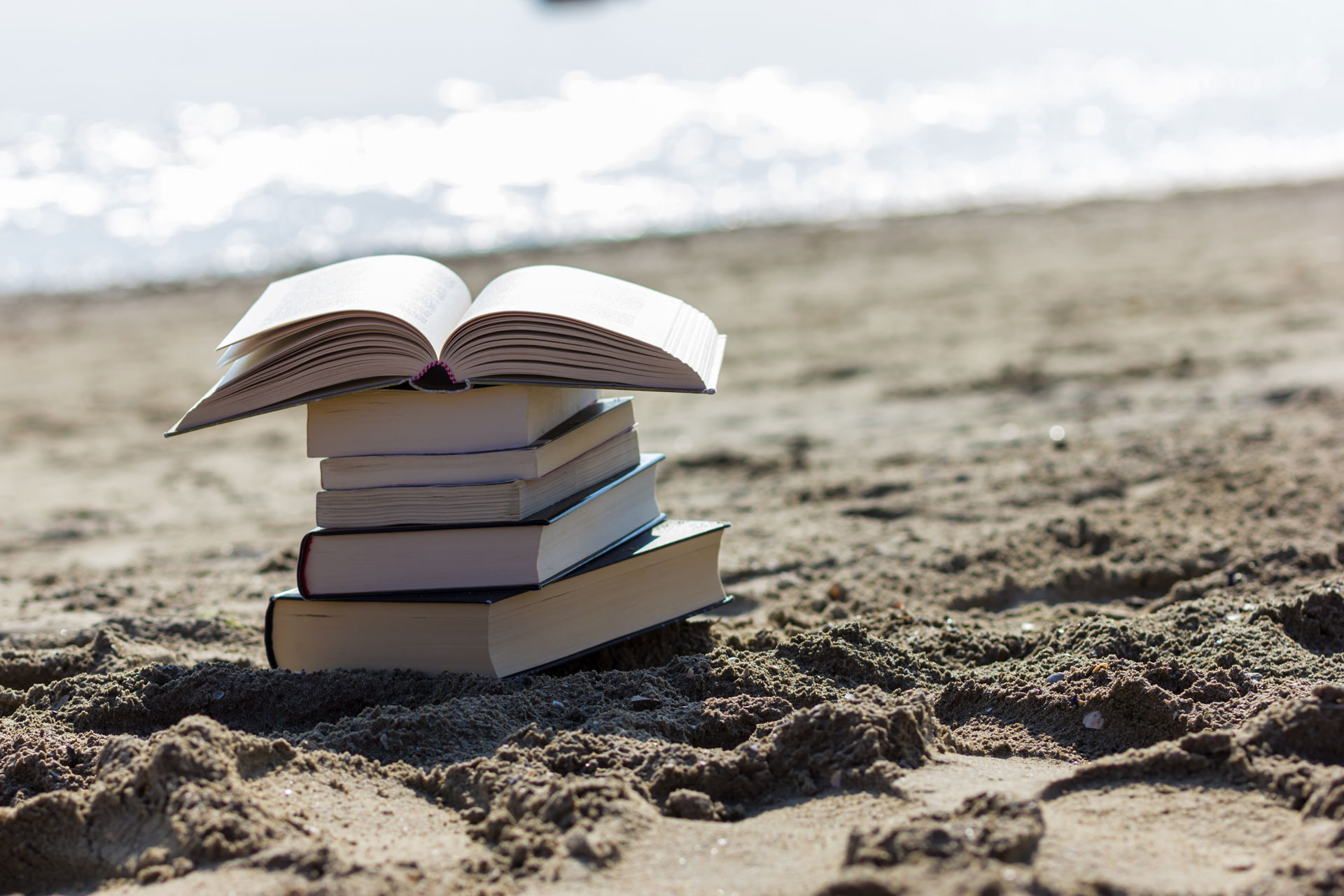 10 Books for the Beach